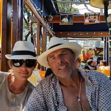 Henkilön François & Sophie käyttäjäprofiili