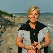 Perfil de l'usuari Susanne