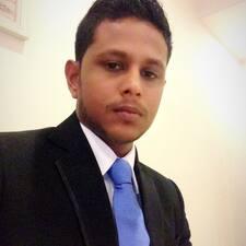 Profil Pengguna Harsha