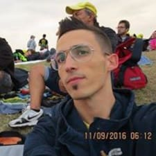 Mattia User Profile