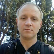 Ilyaz User Profile