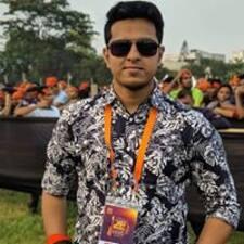 Saif felhasználói profilja