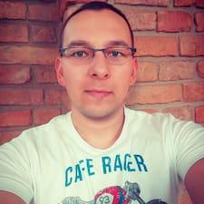 Nutzerprofil von Jakub