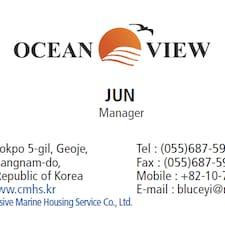 Perfil de usuario de Hee Jun