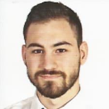 Nutzerprofil von Pedro Jesús