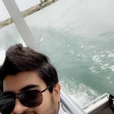 Fahad felhasználói profilja