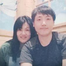 โพรไฟล์ผู้ใช้ Eunjoung