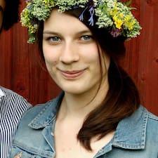 Profil utilisateur de Sofia-Angela