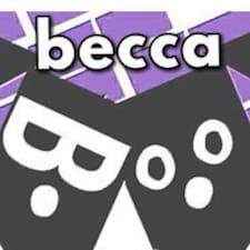 Perfil do utilizador de Rebecca