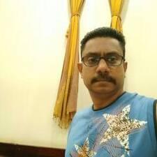 Perfil do usuário de Muniswaran