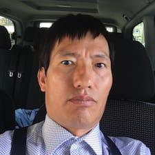Profil utilisateur de Jiangfeng