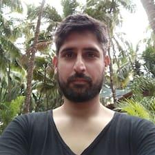 Rajkumar felhasználói profilja