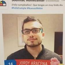 Nutzerprofil von Jordy