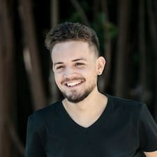 Användarprofil för Guilherme