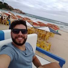 โพรไฟล์ผู้ใช้ Bryan Müller Siqueira