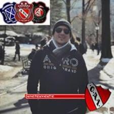 Sebas felhasználói profilja