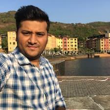Profil korisnika Dhaval