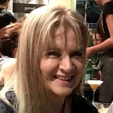 Lynda felhasználói profilja