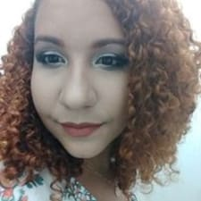 Mayara felhasználói profilja
