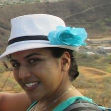 Bhavita felhasználói profilja