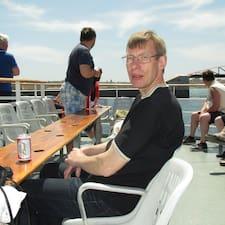 Jens Peder felhasználói profilja