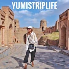 Yumi S. felhasználói profilja