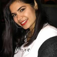 Srishty felhasználói profilja