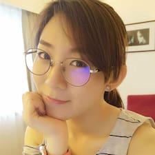 Henkilön Yujing käyttäjäprofiili