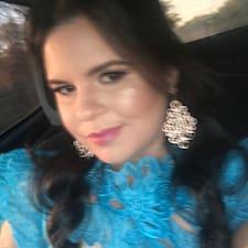 Profil Pengguna Rebeca Louise