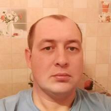 Константин felhasználói profilja