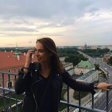 Adrianna Brukerprofil