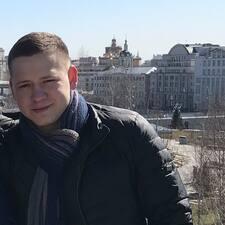 Егор的用戶個人資料