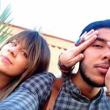 Jade & Adil User Profile