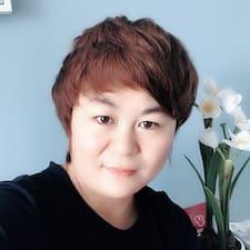 Perfil do usuário de 海霞
