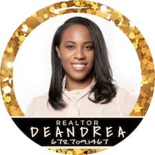 DeAndrea is a superhost.