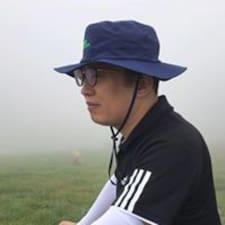 Perfil do utilizador de Sookwon