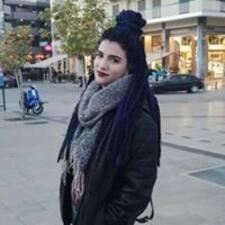 Melina - Uživatelský profil