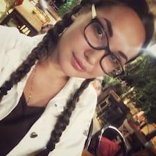 Sonya Brukerprofil