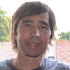 Profil Pengguna Gustavo Fernando