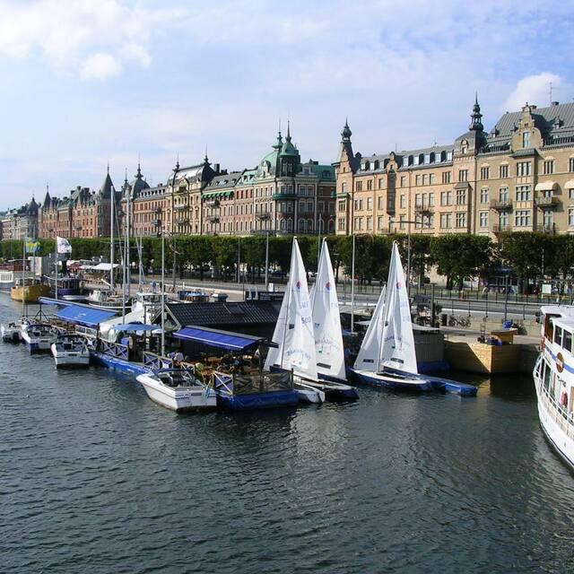 Guidebook for Stockholm