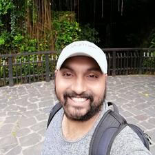 Raman felhasználói profilja