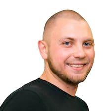 Användarprofil för Andrey