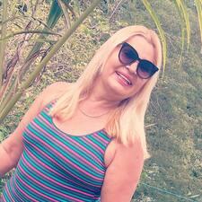 Maisa felhasználói profilja