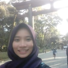 Profil utilisateur de Nazirah