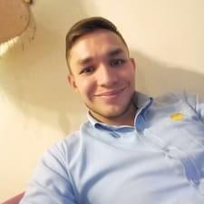Cristian Camilo felhasználói profilja
