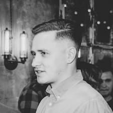 Profil Pengguna Andrey