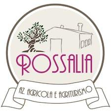 Användarprofil för Rossalia