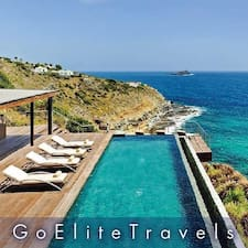 GoEliteTravels User Profile