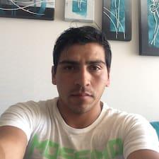 Gebruikersprofiel Ricardo Gregorio
