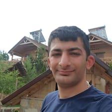 Profilo utente di Yeghishe